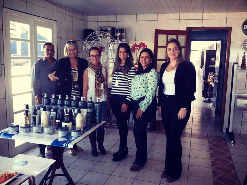 You are currently viewing Evento Germany Kosmetika em Santa Catarina