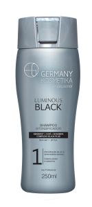 GERMANY Luminous BLACK