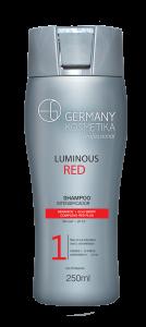 GERMANY Luminous RED